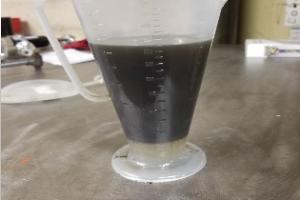 Amsoil measured