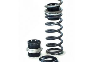 Center shock dual rate spring kits - race