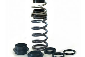 Center shock dual rate spring kits-sport