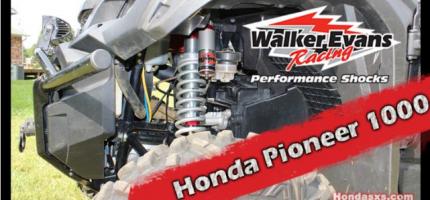 Honda Pioneer 1000 clean