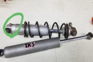 KYB-HPG shocks