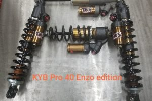 KYB Pro40 ENZO Edition