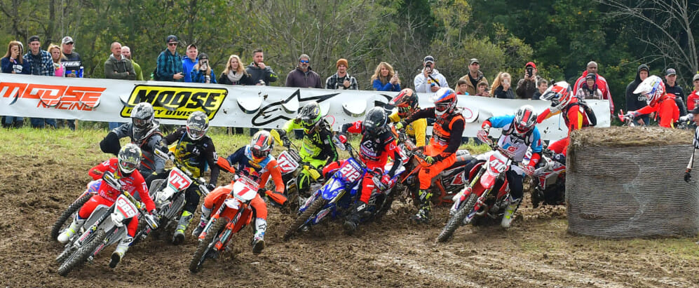 Motorcycle Racing Cropped