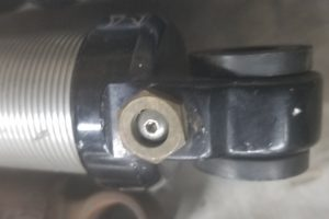 flat head style fill valve with an Allen head
