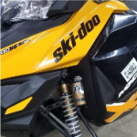 Skidoo Front KYB Pro 40 Shock package single speed comp..