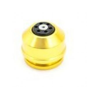 Extra Volume anodized bladder cap.