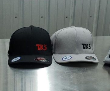 TK's 2 Hat colors