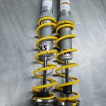 Skidoo Front KYB/HPG Plus Shock Package Preload adjustment only.